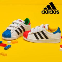 adidas Lego Kinderschuhe