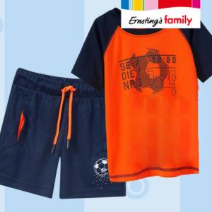 Ab 6,99€ Sportmode für Kinder bei Ernsting's Family