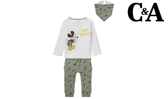 Mickey Maus Outfit