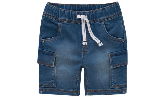 Baby Shorts aus Denim