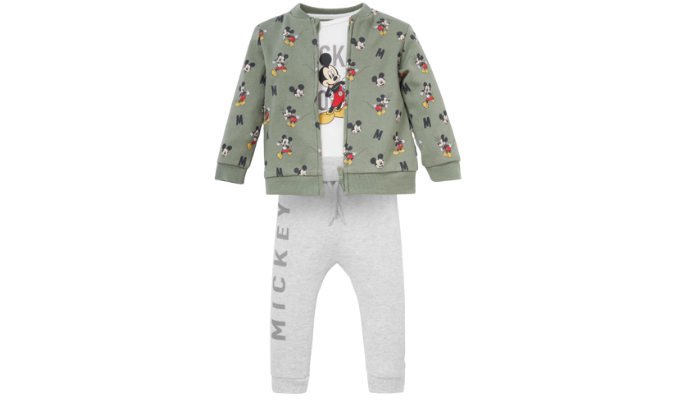 Micky Maus - Baby-Outfit