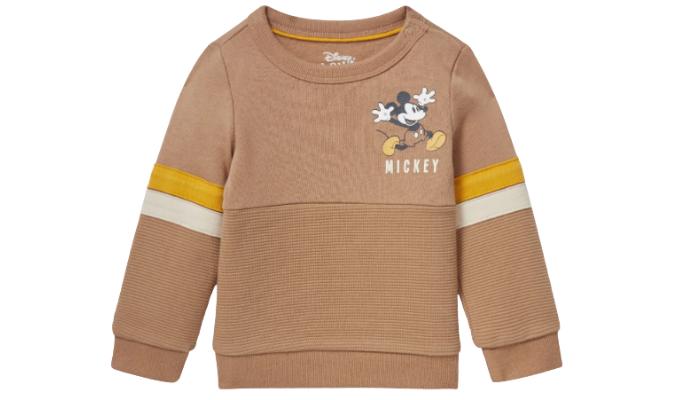 Micky Maus - Baby-Sweatshirt