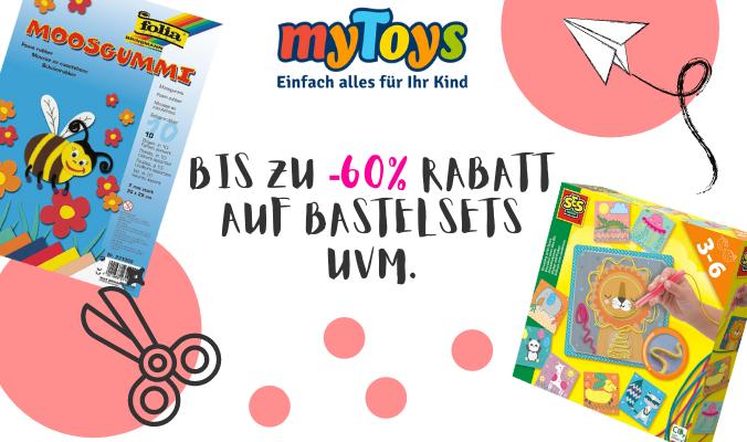 Sale Basteln myToys