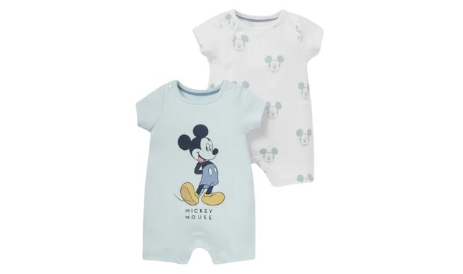 Micky Maus - Baby-Pyjama