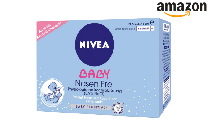 NIVEA BABY Nasen frei