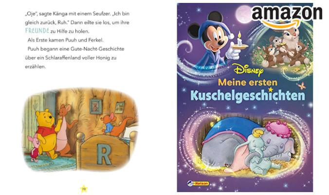 Disney Kuschelgeschichten
