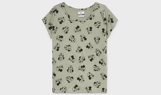 Still-T-Shirt - Minnie Maus