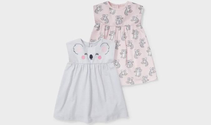 Koala Baby Kleid