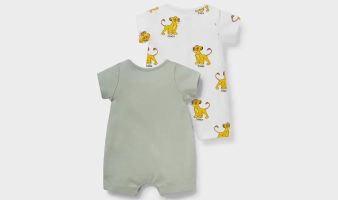 König der Löwen Baby Body