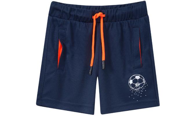 Jungen Shorts aus leichtem Material