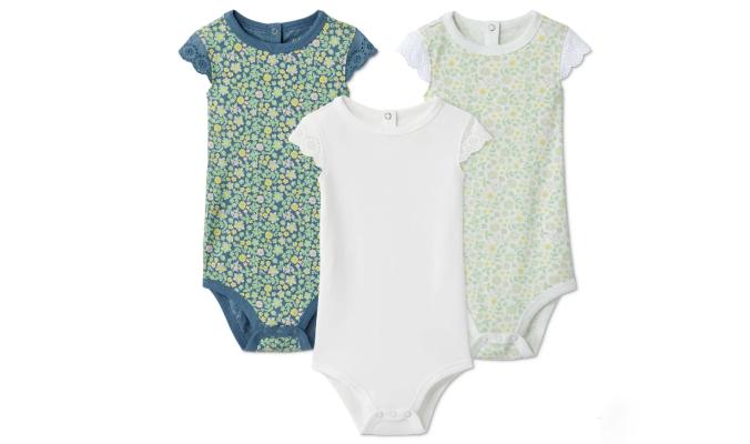 3 Baby-Bodys