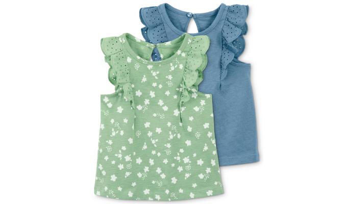 2 Kinder-Shirts