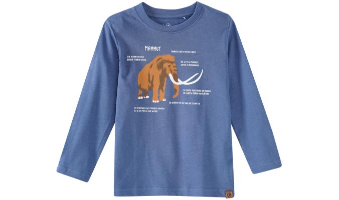T-Shirt Mammut-Print