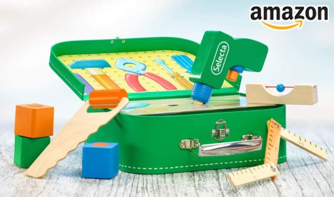 Werkzeugkoffer für Kinder
