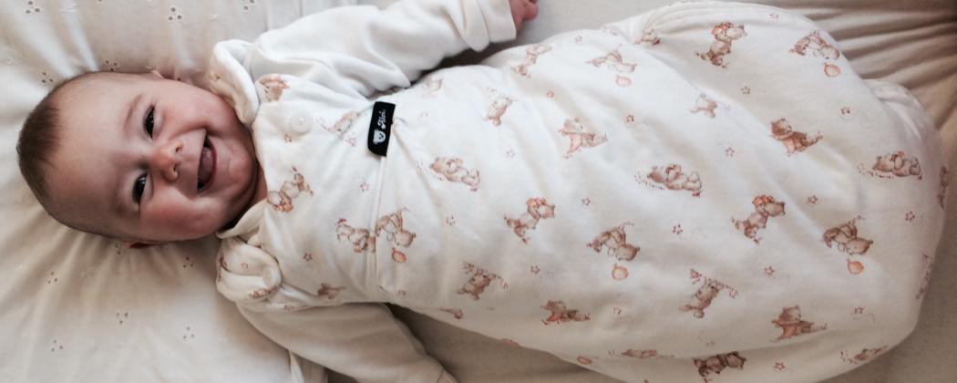 Banner: Wann passt welcher Schlafsack?