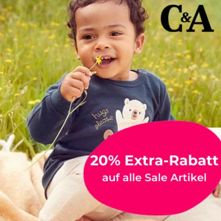 C&A Rabattaktion