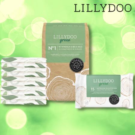 Lillydoo Gratis Paket