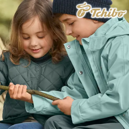 Kinderkleidung bei Tchibo