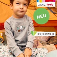 Pyjama bei Ernsting's Family