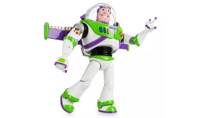 BuzzLightyear sprechende Actionfigur