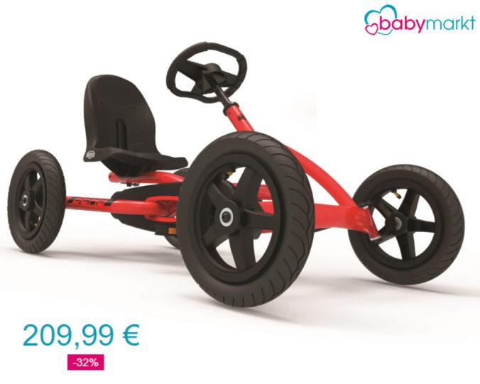 BERG Pedal Go-Kart