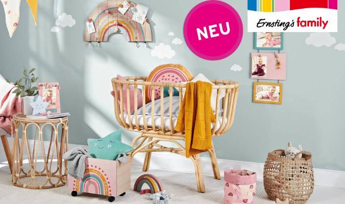 Babyzimmer Deko