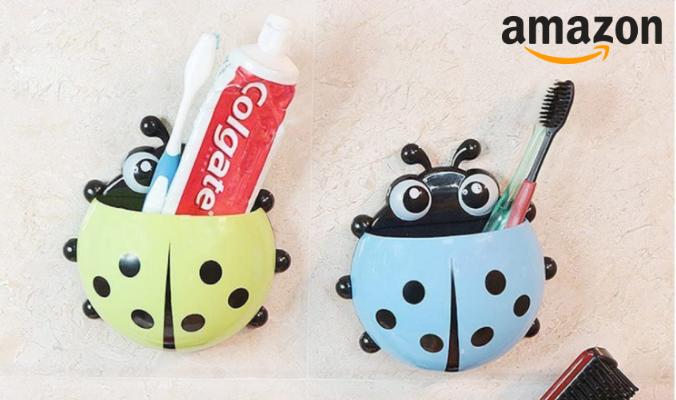 Haltebecher für Zahnbürste