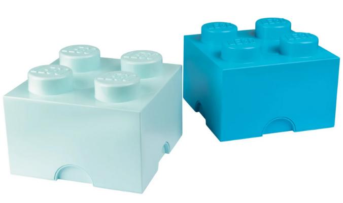 LEGO Aufbewahrungsbox stapelbar
