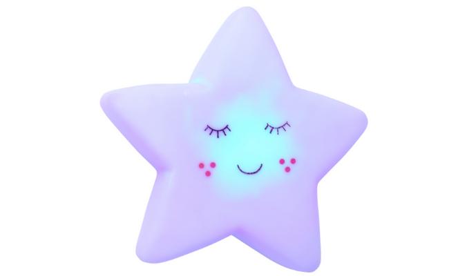 LED Leuchte Stern