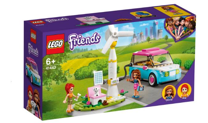 LEGO® Friends 41443 »Olivias Elektroauto«