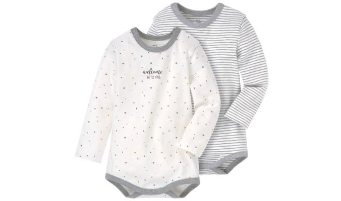 2 Newborn Bodys in verschiedenen Dessins