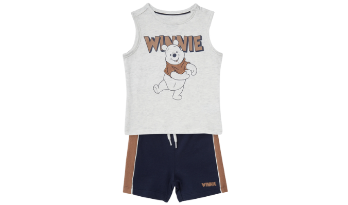 Winnie Puuh - Baby-Outfit