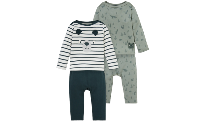 Multipack 2er - Baby-Outfit