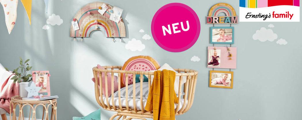 Deko fürs Babyzimmer