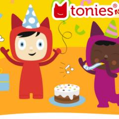 Tonie Geburtstag