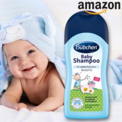 Bübchen Baby Shampoo sensitiv