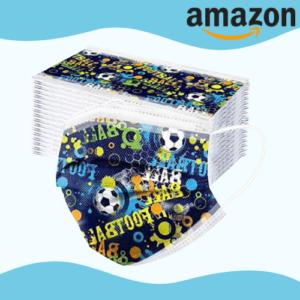 Für 7,27€ 50x Kinder Mundmaske bei Amazon