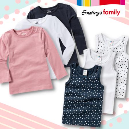 Multipacks Ernsting's Family