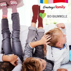 Ab 1,99€ Socken bei Ernsting's Family