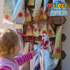 Adventskalender befüllen Kinder