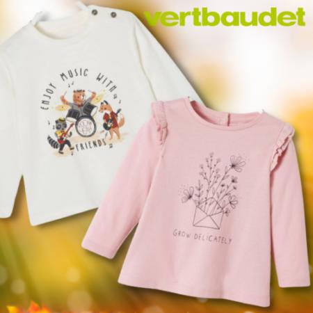 Baby Shirts Vertbaudet