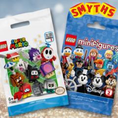 Lego Minifiguren 4 für 3