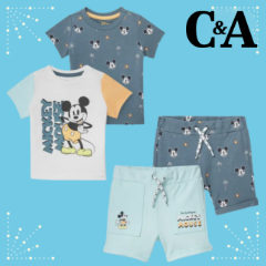 Micky Maus Outfit
