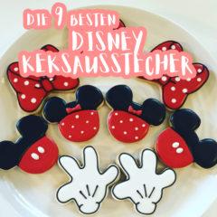 Disney Kekse