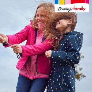 Ab 12,99€ Herbstliche Allrounder bei Ernsting's Family