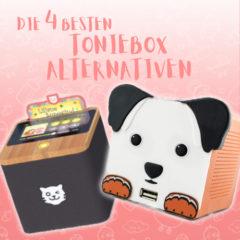 Toniebox Alternativen