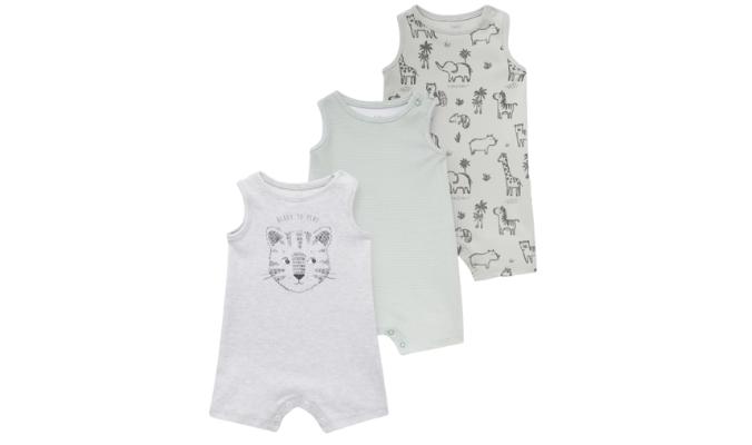 Multipack 3er - Baby-Pyjama