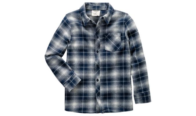 Hemd aus weicher Flanell-Qualität