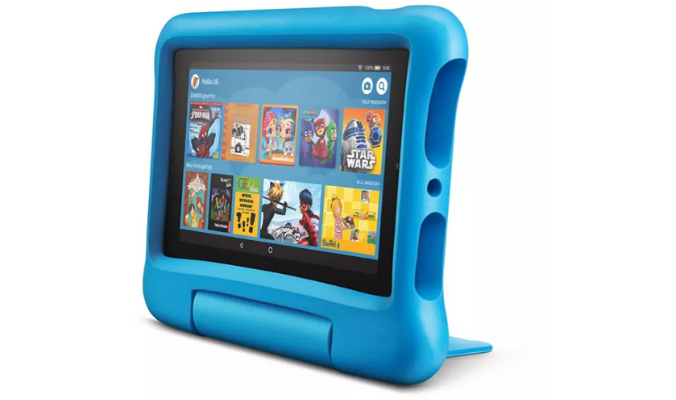 Fire 7 Kids Edition, Tablet, 16 GB, 7 Zoll