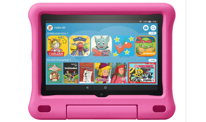 Fire HD 8 Kids Edition, Tablet, 32 GB, 8 Zoll
